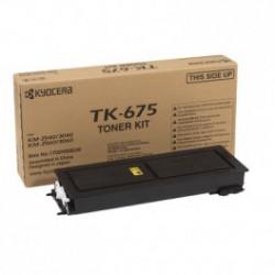 Oryginalny toner Kyocera TK-675 | ZADZWOŃ - 533 300 234 | AUTORYZOWANY DEALER I SERWIS - Polska Dystrybucja